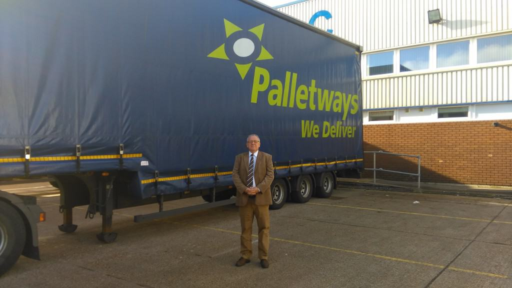 Palletways Pallet Distribution Interview