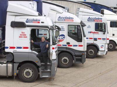logistics company southampton
